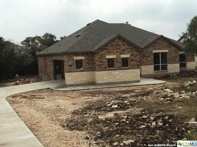 New Braunfels TX Single Family Home For Sale: $399,500