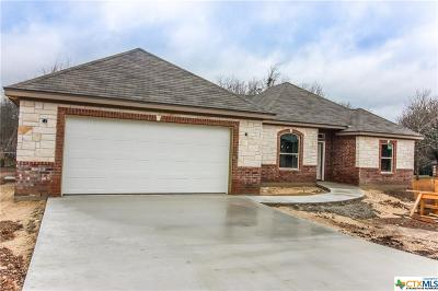 Belton Single Family Home For Sale: 14 Winecup