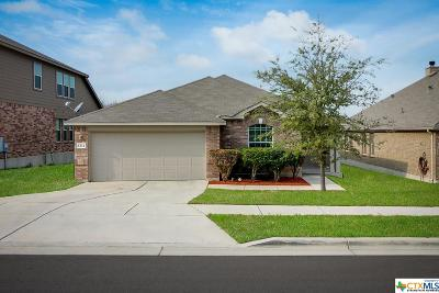 New Braunfels Single Family Home For Sale: 6314 Iris