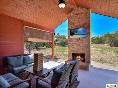 Canyon Lake Single Family Home For Sale: 353 Monarch