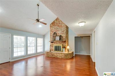 Harker Heights Single Family Home For Sale: 1600 Wildridge Drive