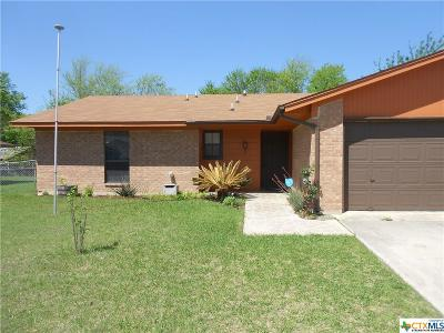 Killeen Single Family Home For Sale: 2009 Kenyon Street