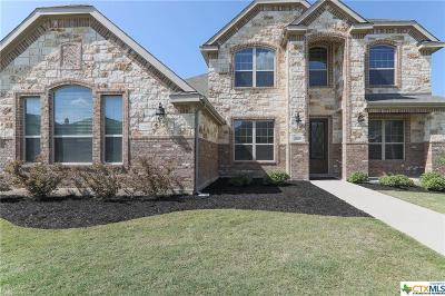 Harker Heights TX Single Family Home For Sale: $337,900