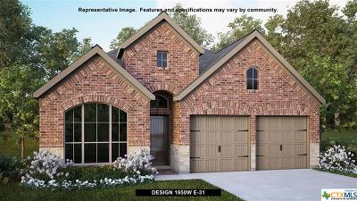 New Braunfels TX Single Family Home For Sale: $307,900