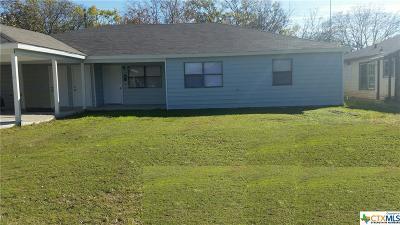 Killeen Multi Family Home For Sale: 1114-1116 Massey Street