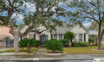San Antonio Single Family Home For Sale: 4403 Shavano Springs