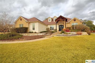 Salado Single Family Home For Sale: 4324 Royal