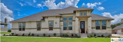 New Braunfels TX Single Family Home For Sale: $534,990