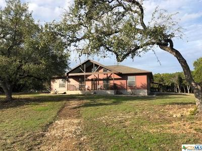 San Marcos Single Family Home For Sale: 110 Merrywood