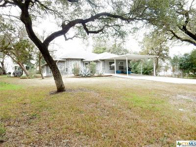 Belton Single Family Home For Sale: 5234 Denmans Mountain