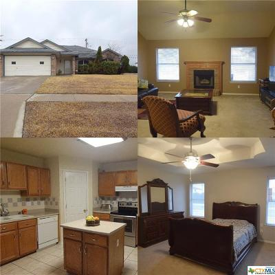 Killeen Single Family Home For Sale: 1900 Granex