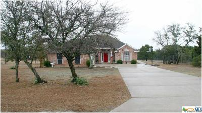 Lampasas County Single Family Home For Sale: 3297 County Road 1020