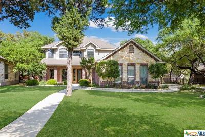 New Braunfels Single Family Home For Sale: 2508 Klemm