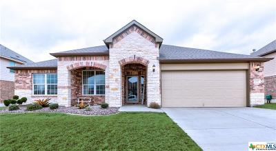 Killeen Single Family Home For Sale: 7007 Gemstone