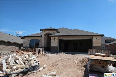 Copperas Cove TX Single Family Home For Sale: $192,240