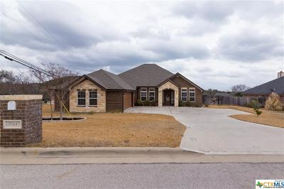 Harker Heights TX Single Family Home For Sale: $299,000