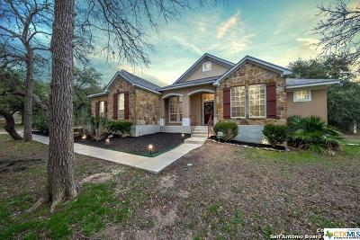 San Antonio Single Family Home For Sale: 13611 Stagecoach Run