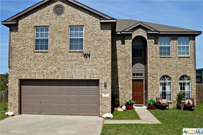 Copperas Cove TX Single Family Home For Sale: $170,000