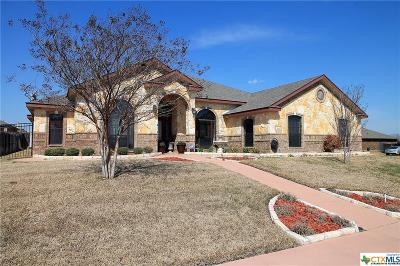 Killeen Single Family Home For Sale: 4401 Courage Drive