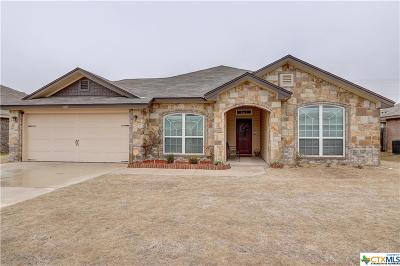 Killeen Single Family Home For Sale: 6407 Brushy Creek Street