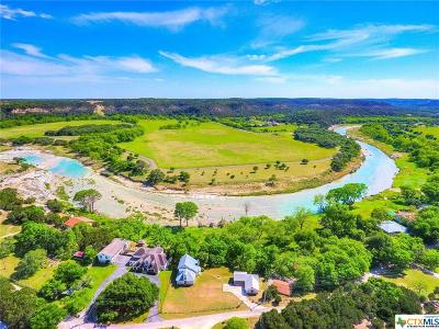 Wimberley Single Family Home For Sale: 3200 Flite Acres