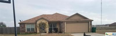 Belton TX Single Family Home For Sale: $167,500
