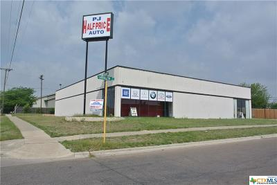 Killeen Commercial For Sale: 1704 Carrollton Avenue