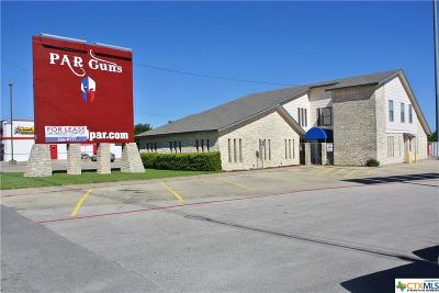 Copperas Cove Commercial For Sale: 2705 Business 190