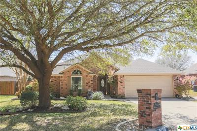 Temple Single Family Home For Sale: 5208 Waterford Court