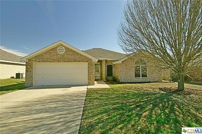 Copperas Cove TX Single Family Home Pending Take Backups: $149,900