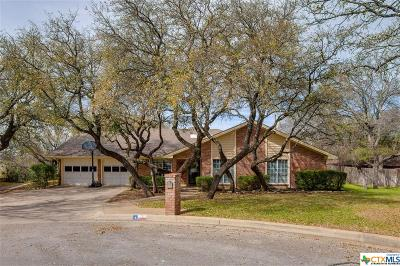 Harker Heights TX Single Family Home For Sale: $246,000