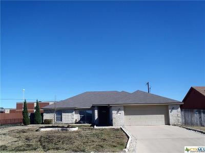 Nolanville Single Family Home For Sale: 364 Nolan Ridge Drive