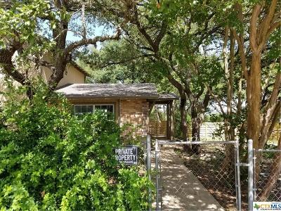 Canyon Lake Single Family Home For Sale: 1365 Hedgestone