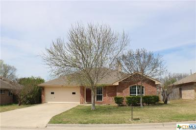 Nolanville TX Single Family Home For Sale: $125,000