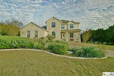 Harker Heights Single Family Home For Sale: 2013 Lakefront