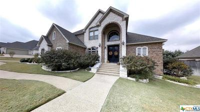 Temple Single Family Home For Sale: 6710 Las Colinas