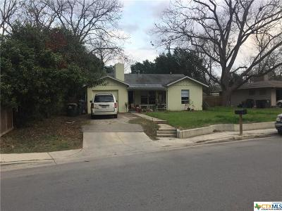 San Marcos Single Family Home For Sale: 307 Riverside