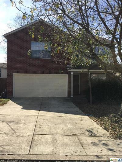 San Antonio Single Family Home For Sale: 13219 Chavez Circle