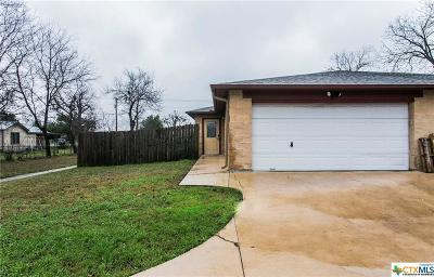 New Braunfels Condo/Townhouse For Sale: 1821 Post Road #2D