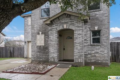New Braunfels Single Family Home For Sale: 3951 Tarrant Trail