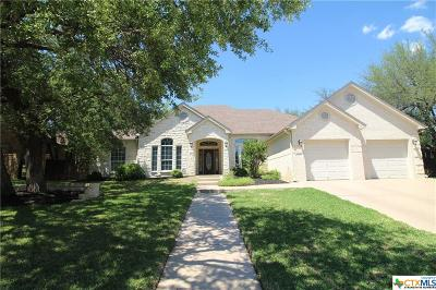 Harker Heights Single Family Home For Sale: 313 Wrought Iron Drive