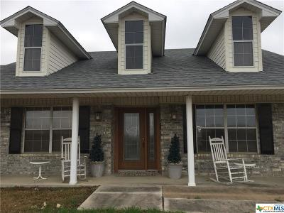 Killeen Single Family Home For Sale: 3553 Love Road