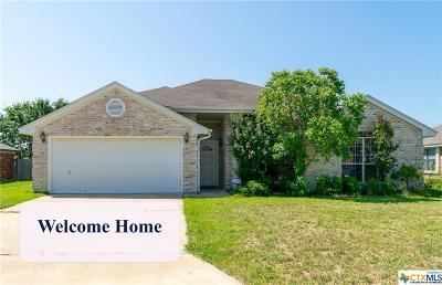 Harker Heights Single Family Home For Sale: 520 Mustang