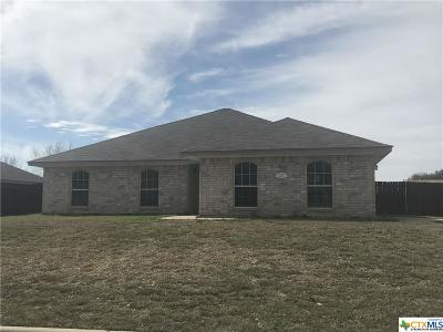 Nolanville TX Single Family Home For Sale: $147,500