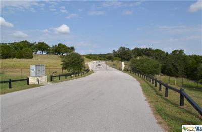 Lampasas Residential Lots & Land For Sale: 12.55 Acres, Lot 9, Oak Vista Ranch