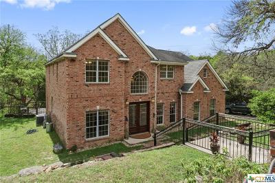 San Marcos Single Family Home For Sale: 201 Quail Creek