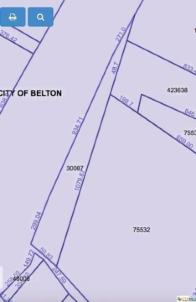Belton Residential Lots & Land For Sale: Ih 35 At Lampasas River Highway