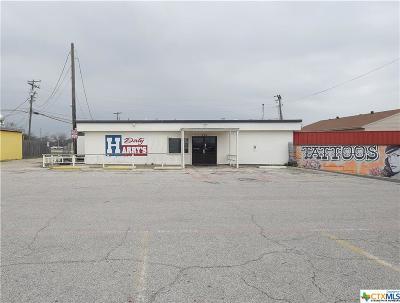 Harker Heights Commercial For Sale: 206 W Veterans Memorial