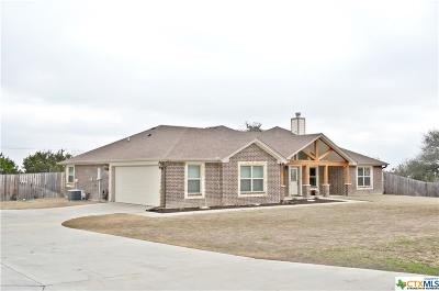 Kempner Single Family Home For Sale: 488 County Road 4772