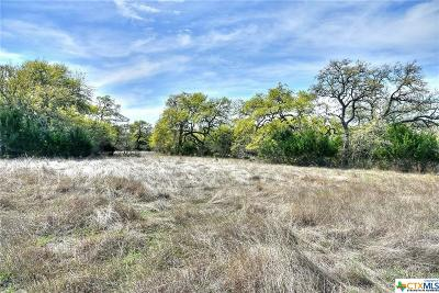 New Braunfels Residential Lots & Land For Sale: 1953 Hunters Cove